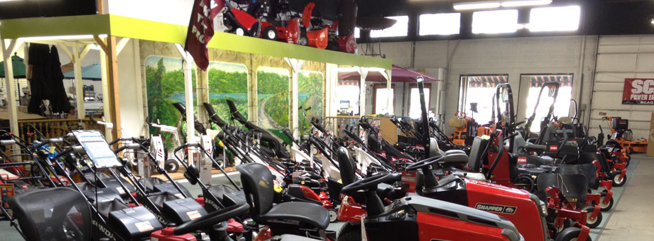 Lawn And Leisure Power Lawn Mower Repair And Sales